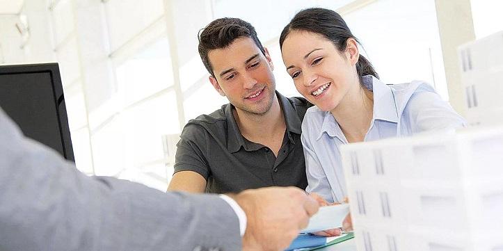 Молодой паре одобрили кредит