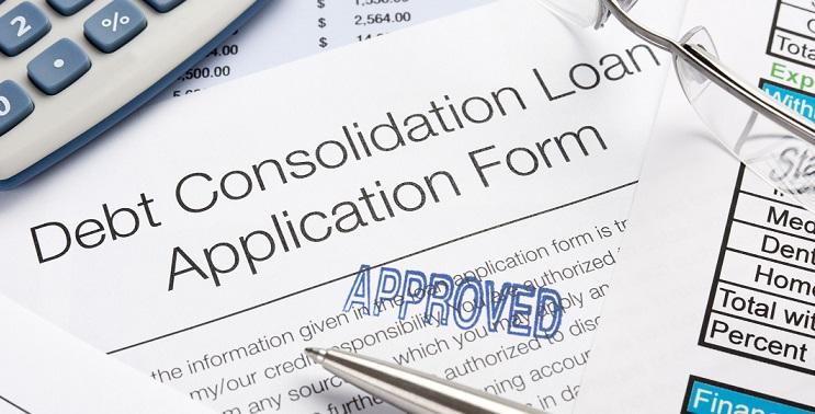 Заявление на консолидацию займов