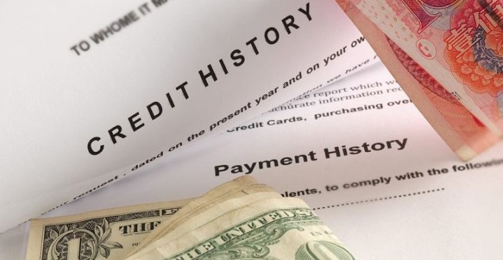 Бумаги с кредитной историей и деньгами